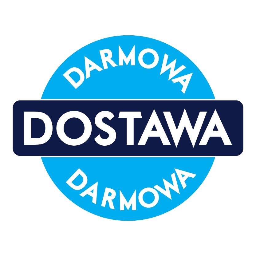 Darmowa dostawa produktów - wydaj  minimum 100zł, a będziesz mógł otrzymać swoje zamówienie bezpłatnie pocztą polską lub do paczkomatu.