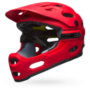 Kask BELL SUPER 3R MIPS matte hibiscus roz. M